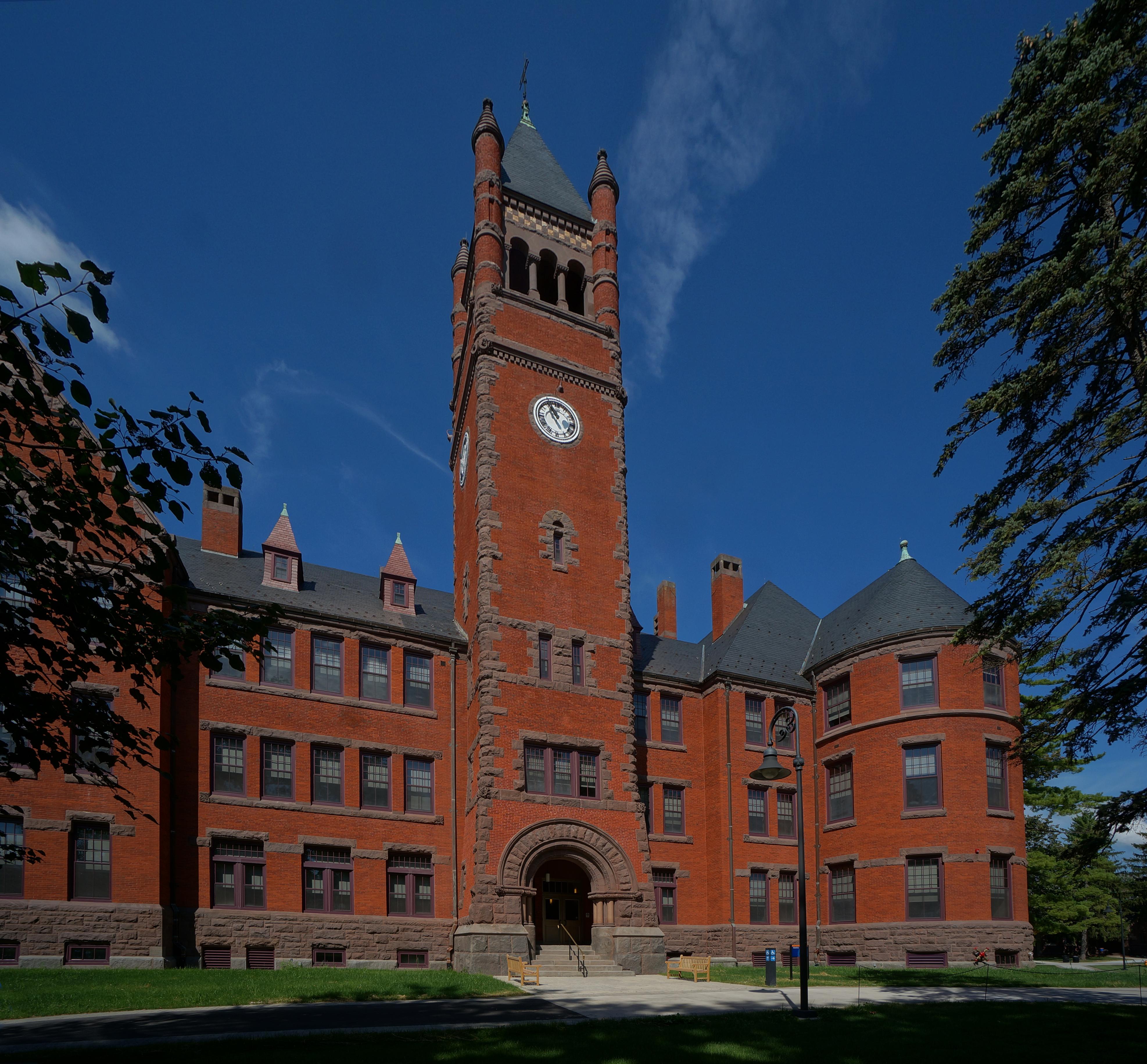 Gettysburg College Glatfelter Hall