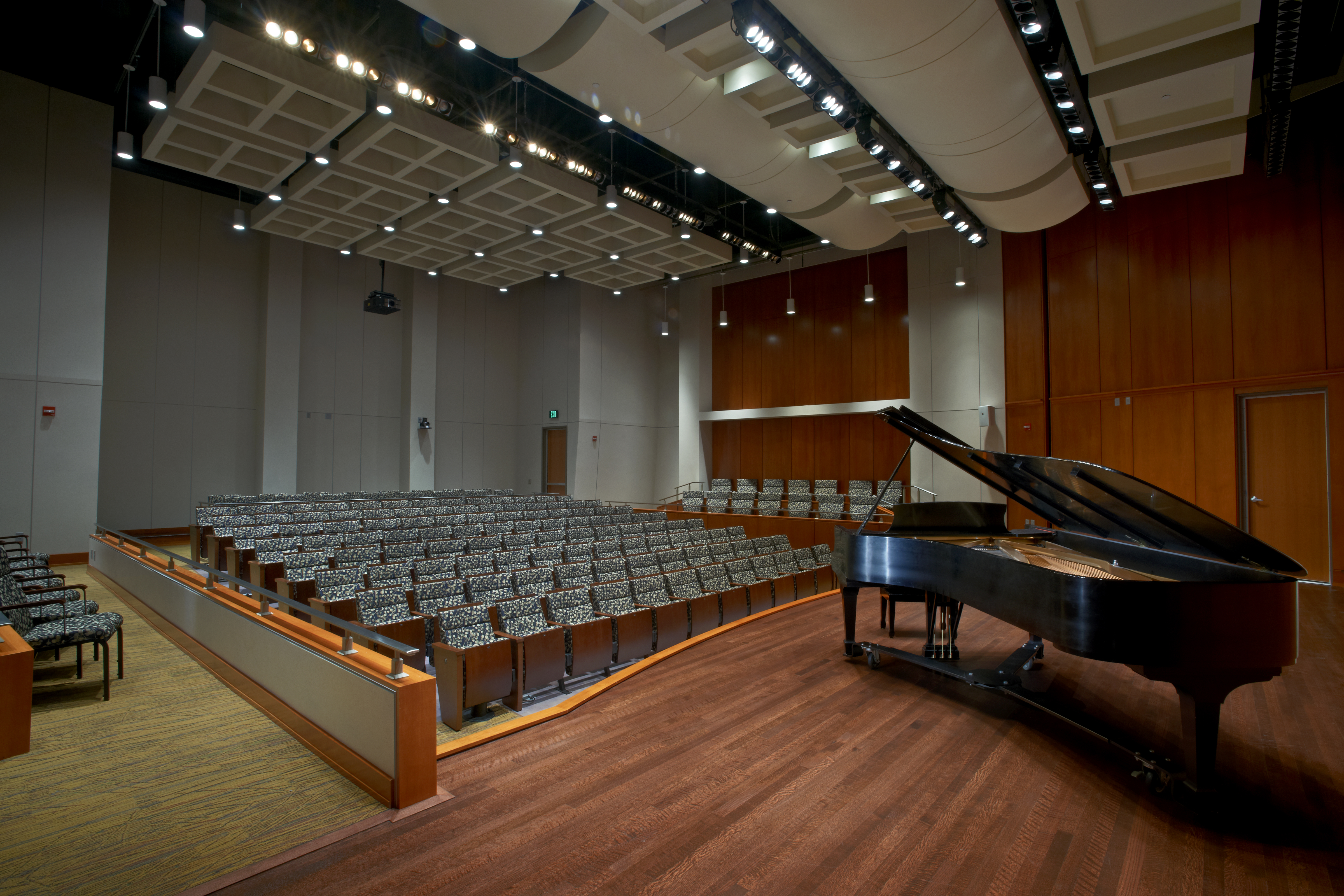 calvin college fine arts center Grand rapids -- calvin college's renovated covenant fine arts center, formally dedicated last week, will host its first national act saturday with a performance by over the rhine the concert is .