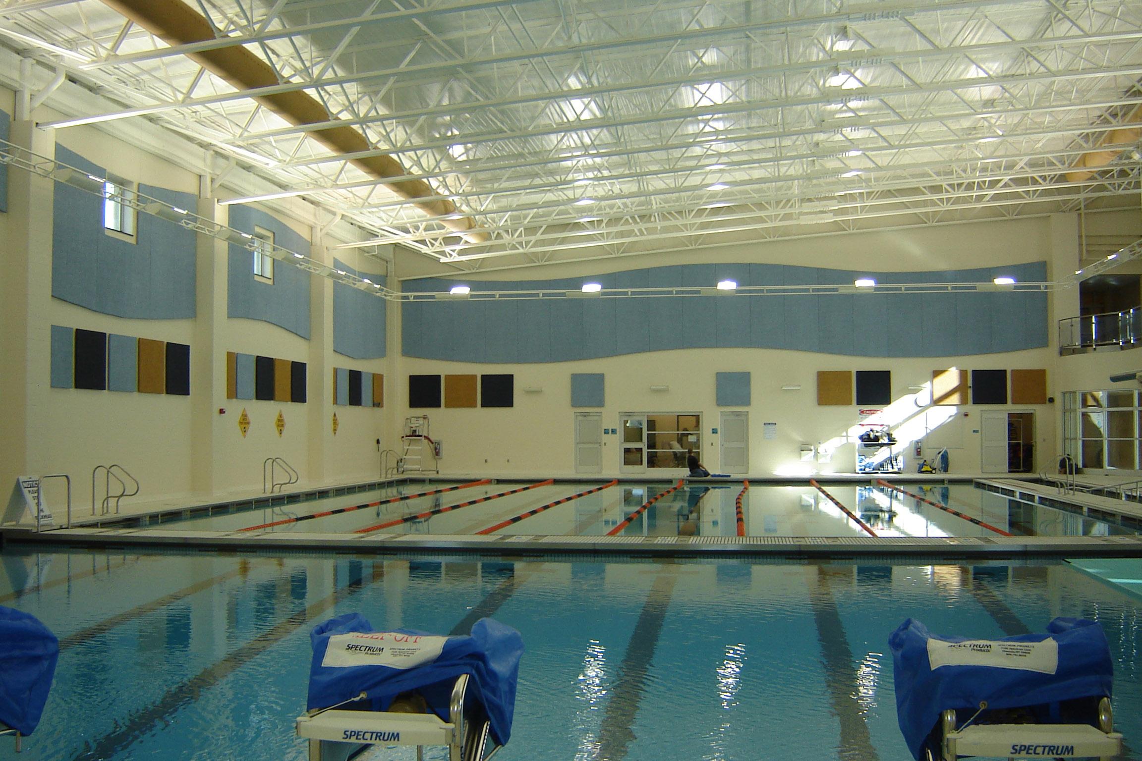 Central York School District High School Natatorium