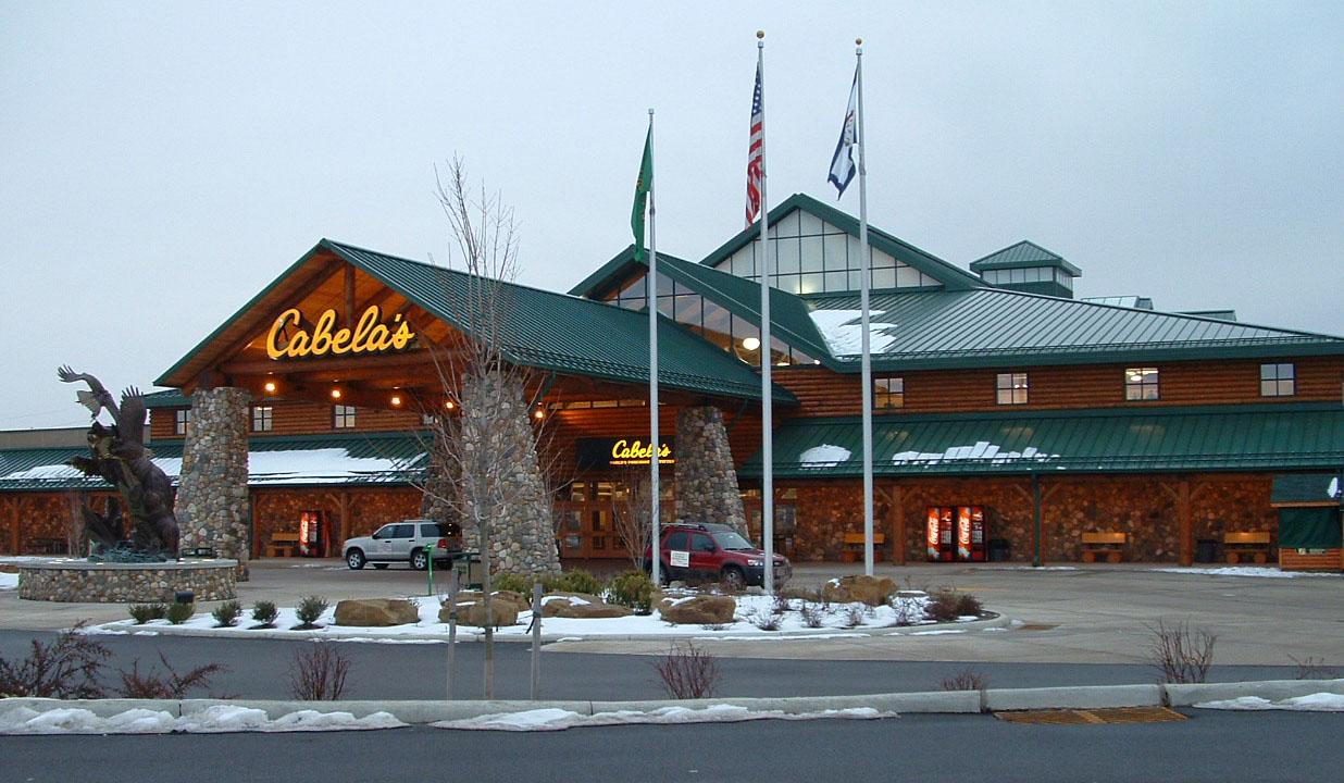 Cabela 39 s retail stores barton associates for Fish stores in utah