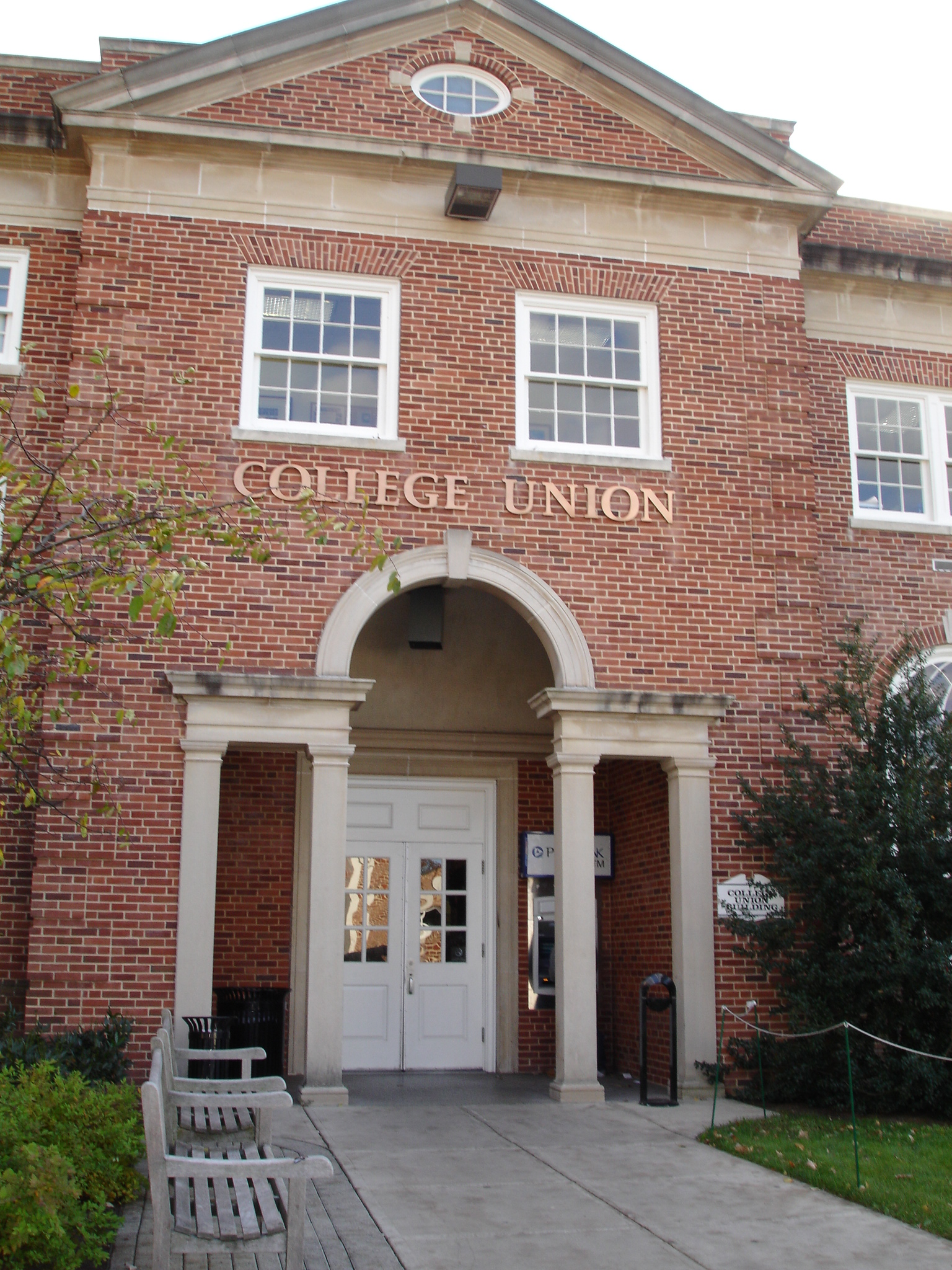 Gettysburg College The Attic Amp College Union Building