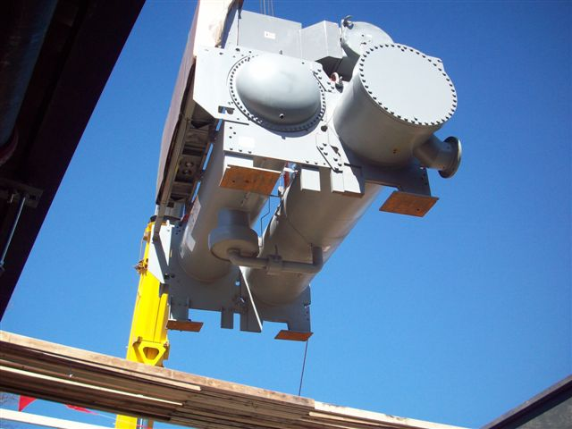 F&M chiller and Tower Lift 005