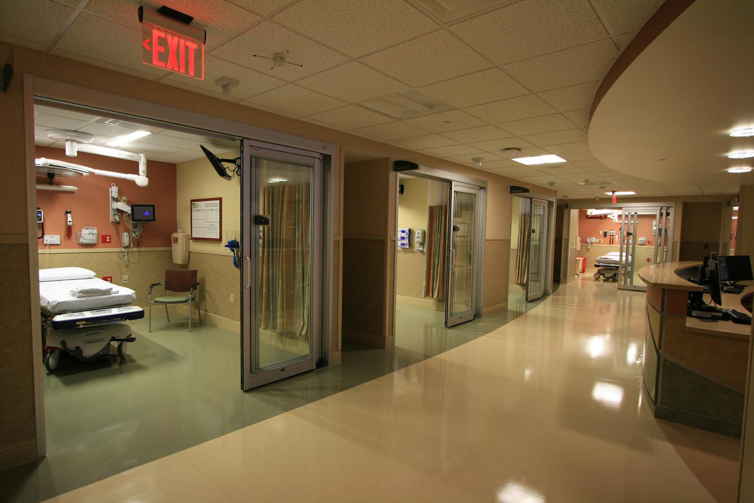 Barton Emergency Room