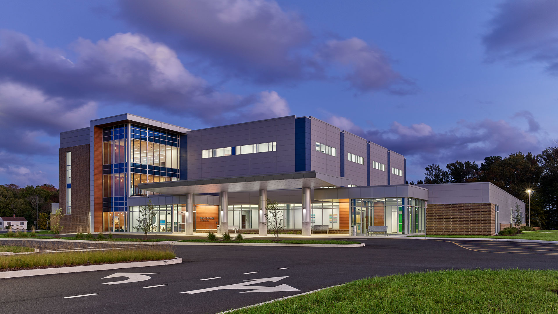 Bayhealth Nemours Sussex Medical Office Building