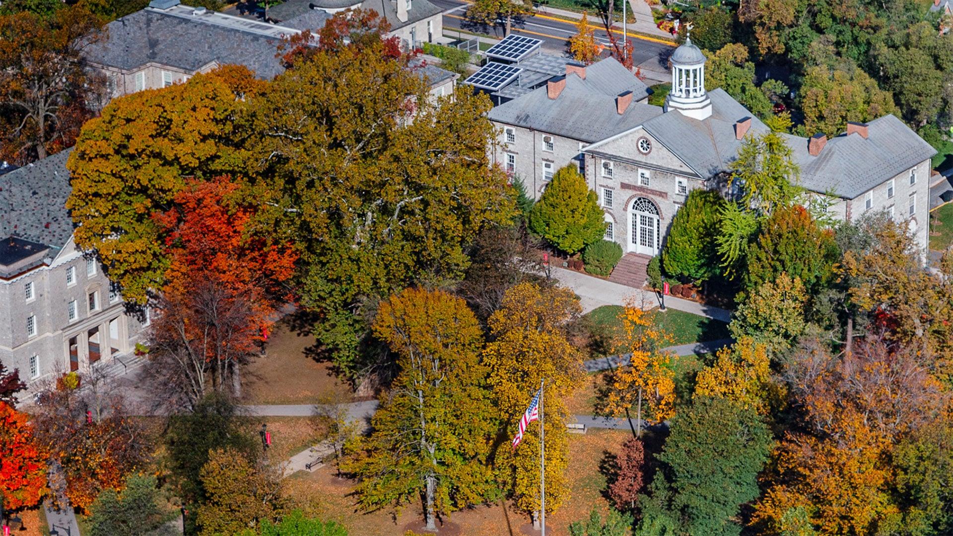Campus Utilities at Dickinson College