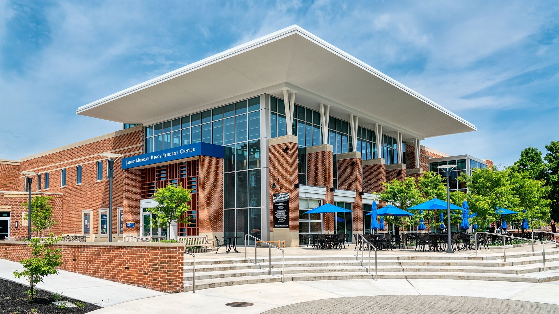 Janet Morgan Riggs Student Center at Gettysburg College