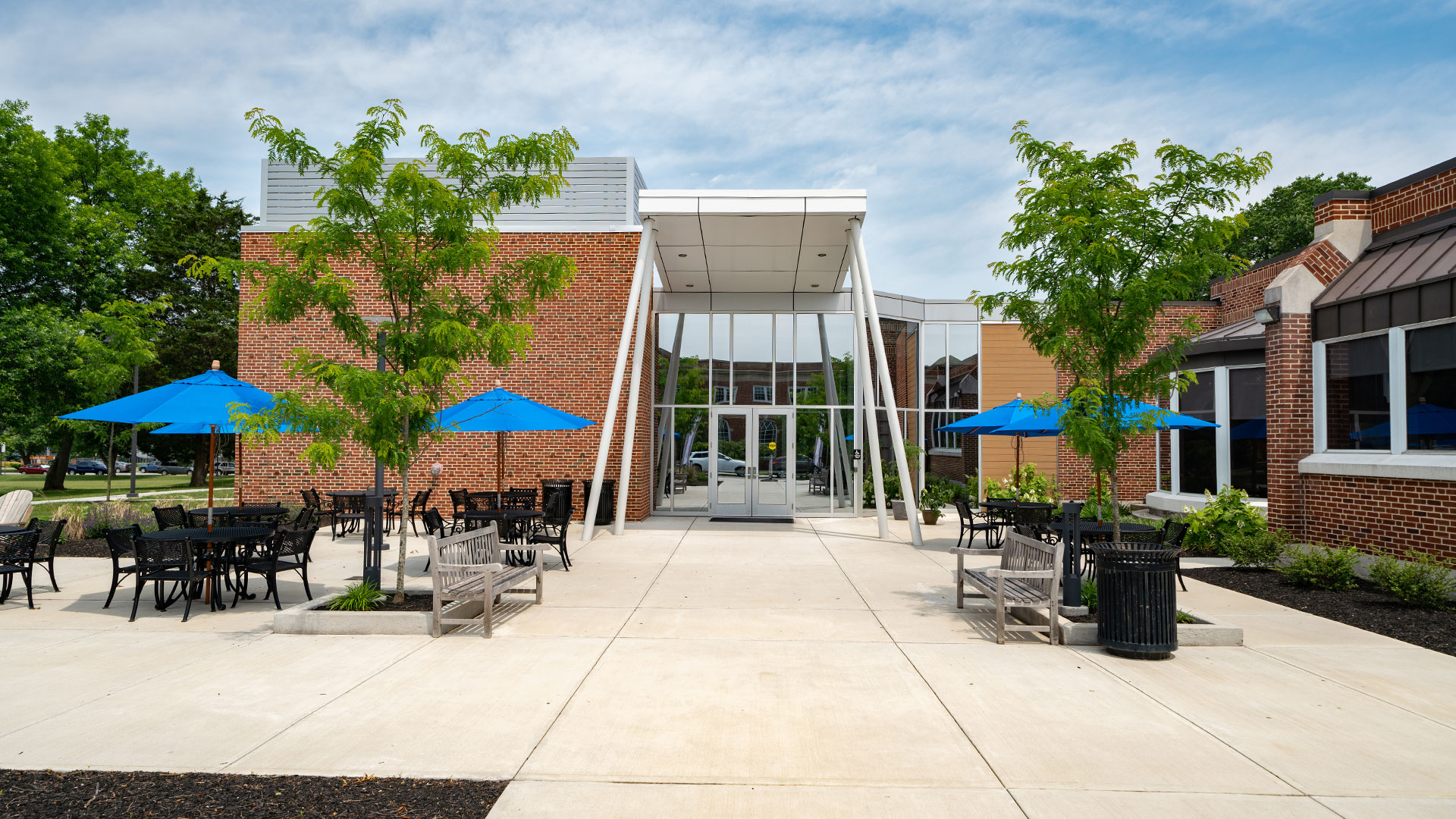 Dining Hall Renovations at Gettysburg College