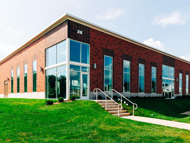 Exterior of 310 Innovation Park