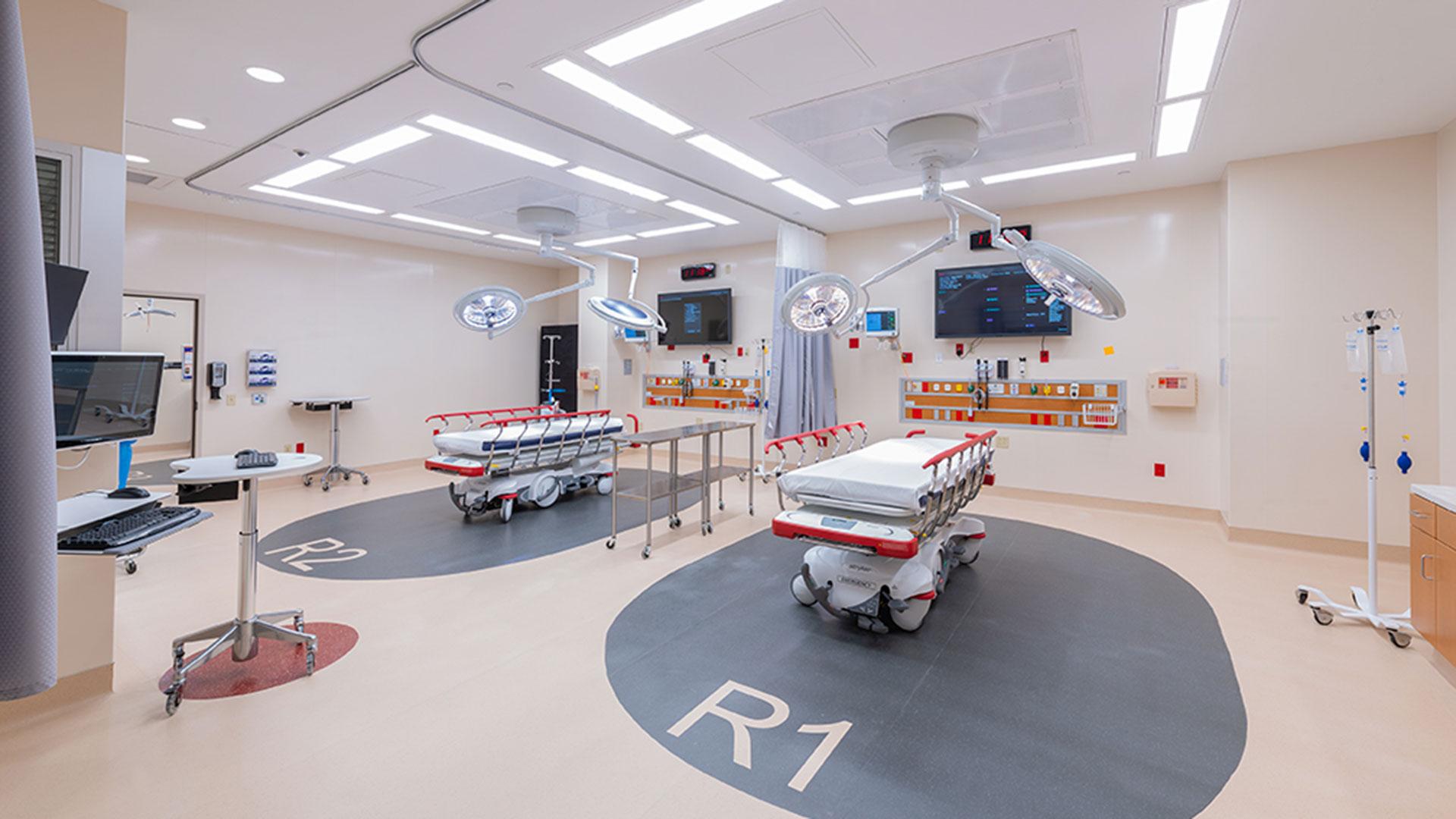 Guthrie Robert Packer Hospital Emergency Department