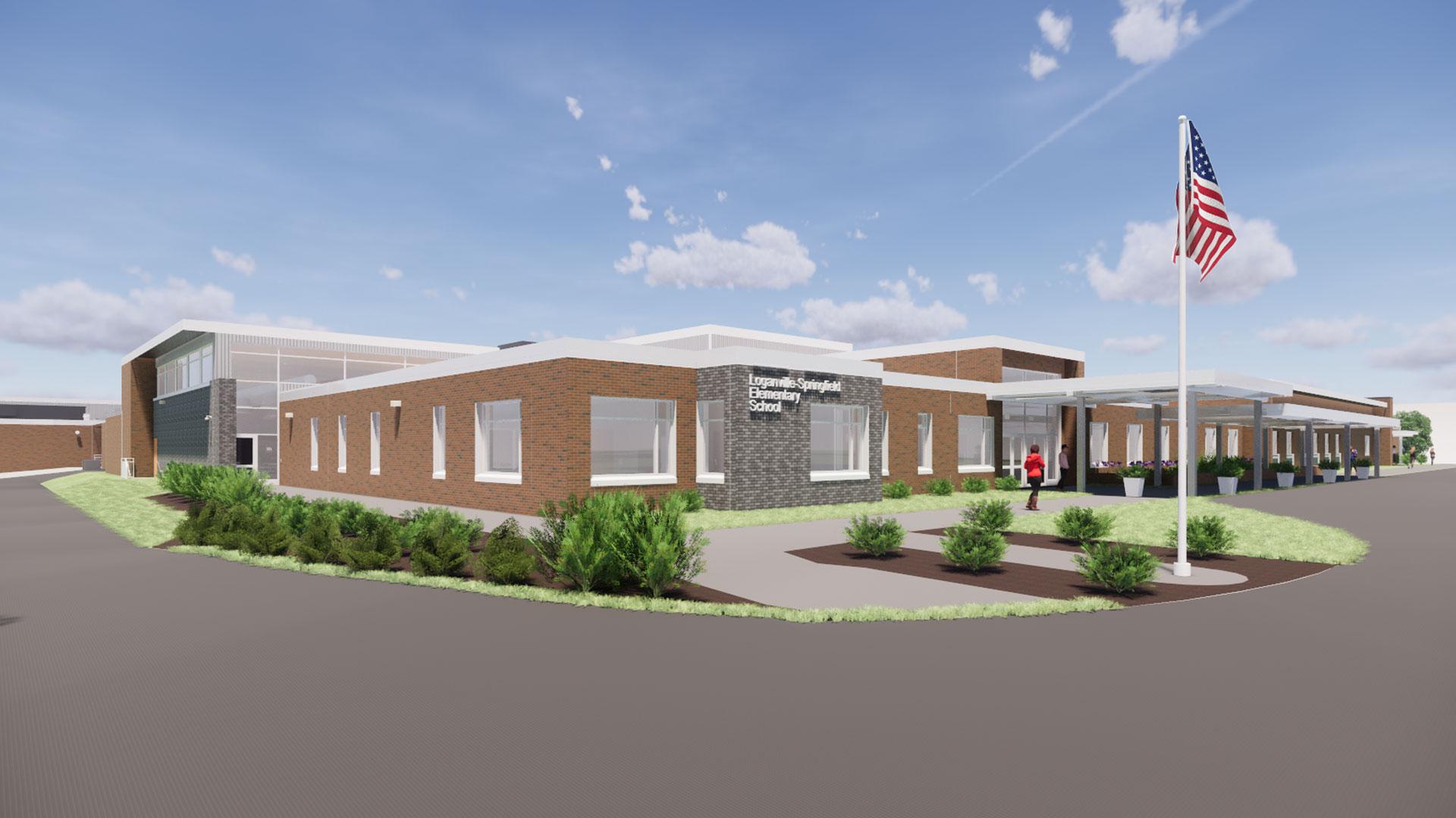 Loganville-Springfield Elementary School, Dallastown Area School District