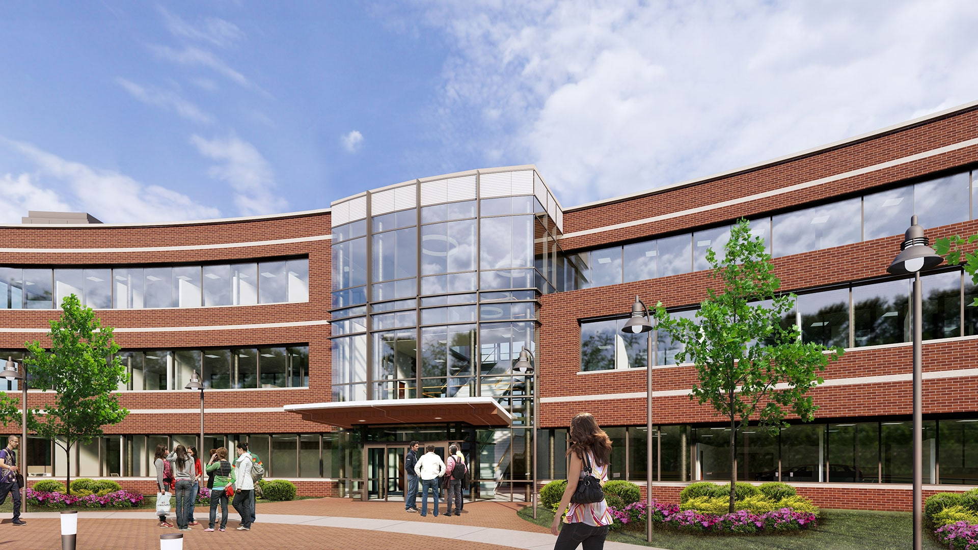 Phipps Admissions and Welcome Center at Messiah University