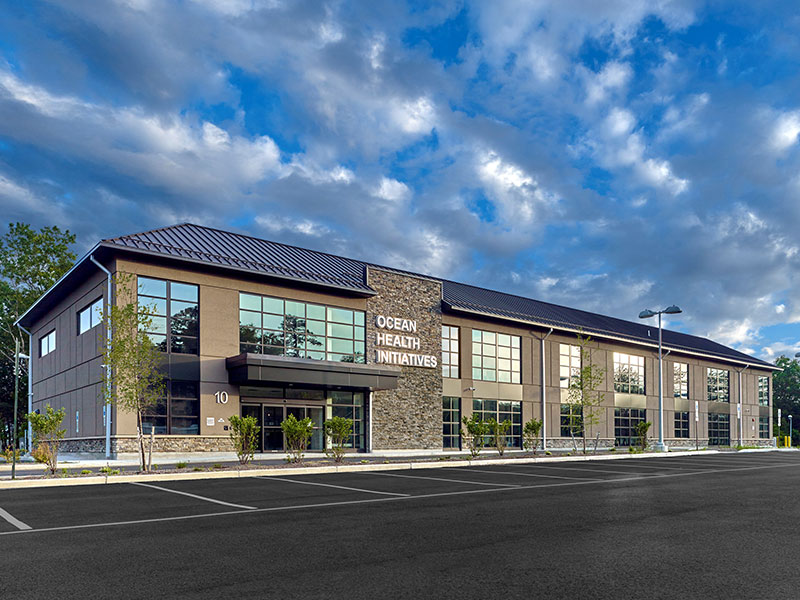 Ocean Health Initiatives Toms River Health Center exterior