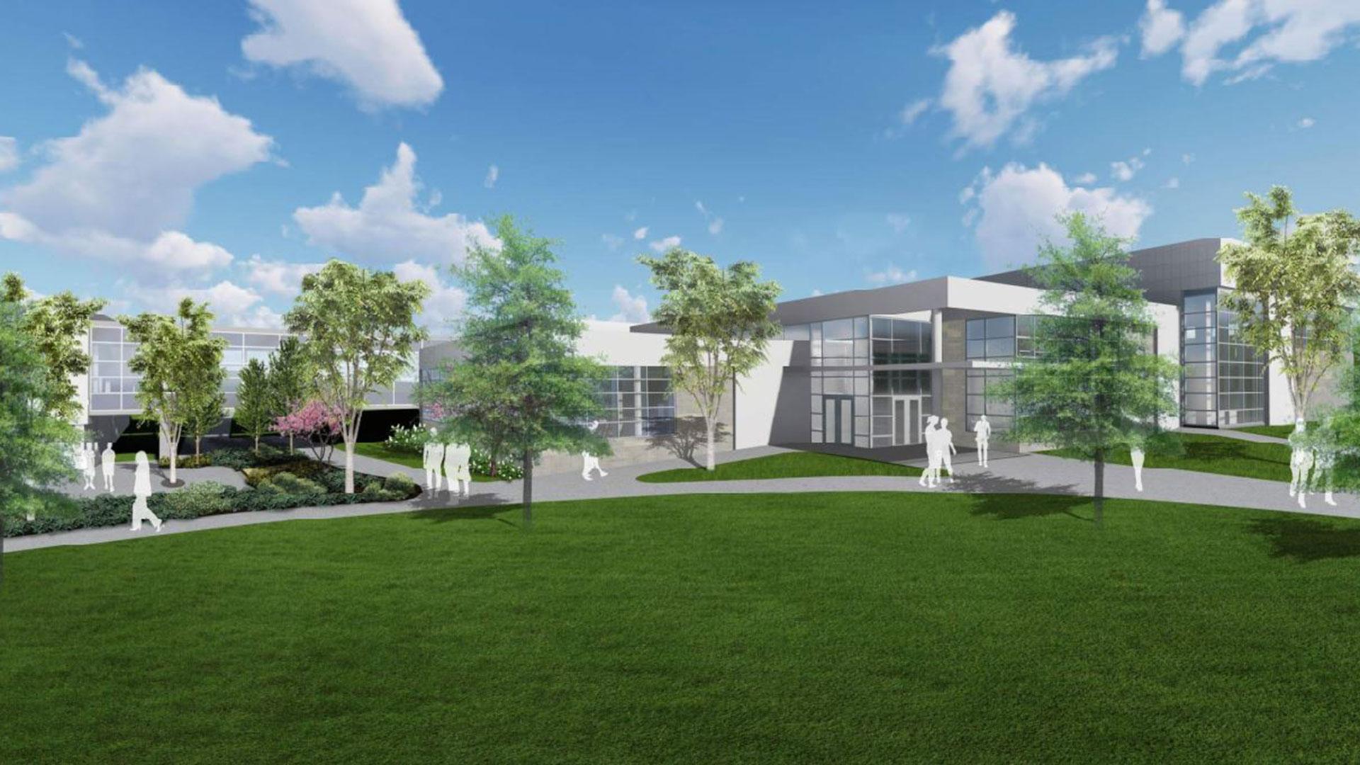 Beaver Community Center at Penn State Berks