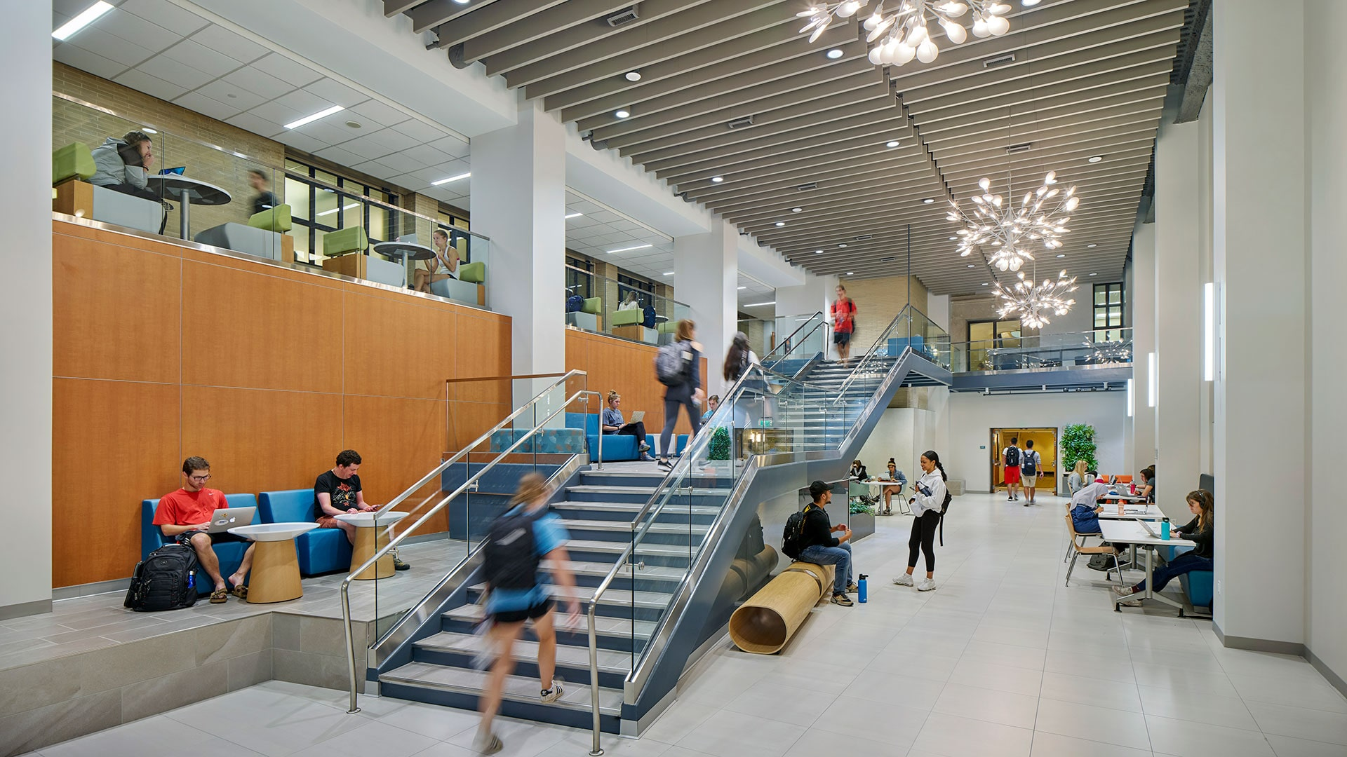 Pattee Library Knowledge Commons (Phases 7-9) at Penn State