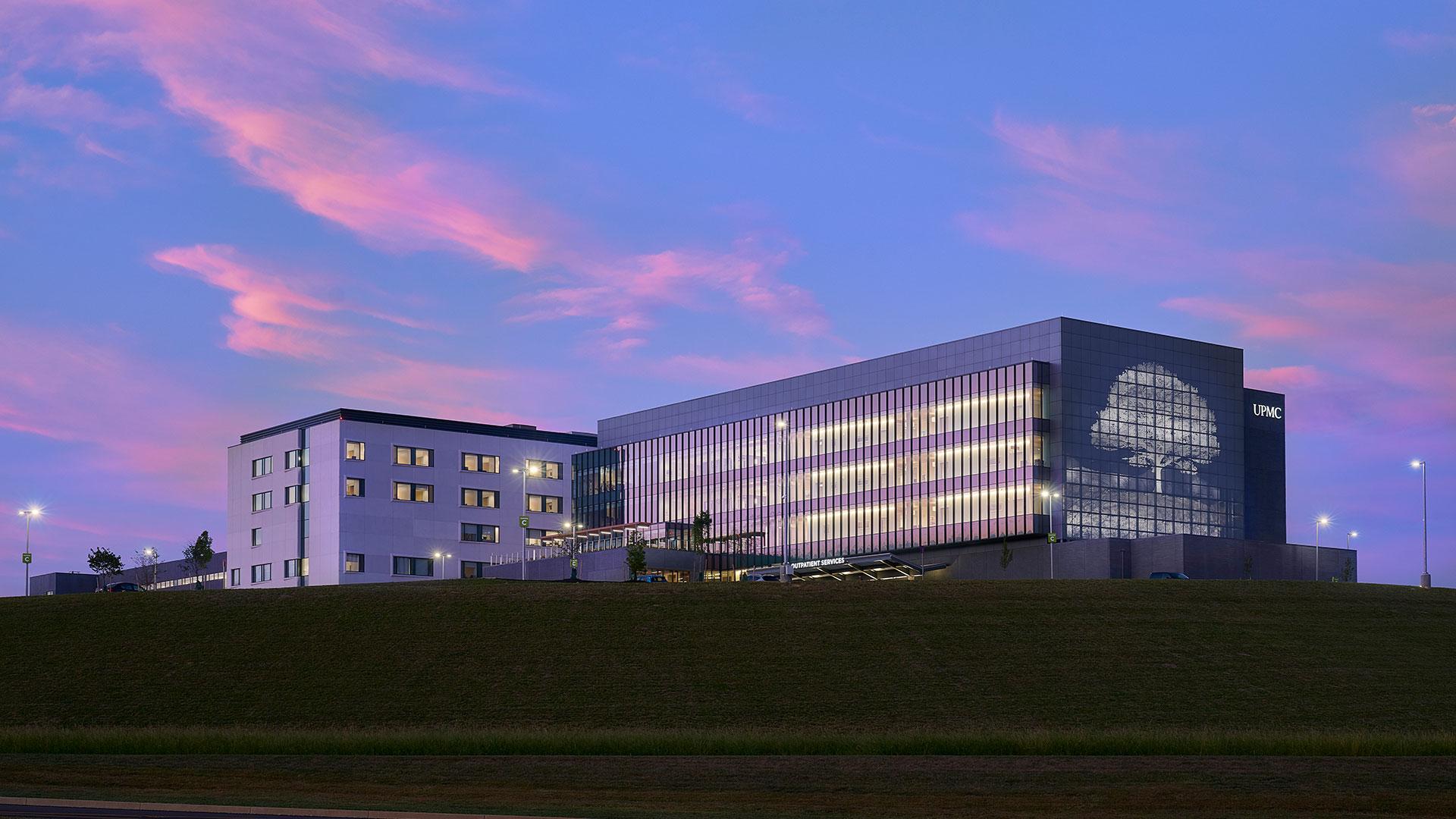 New Hospital for UPMC Memorial