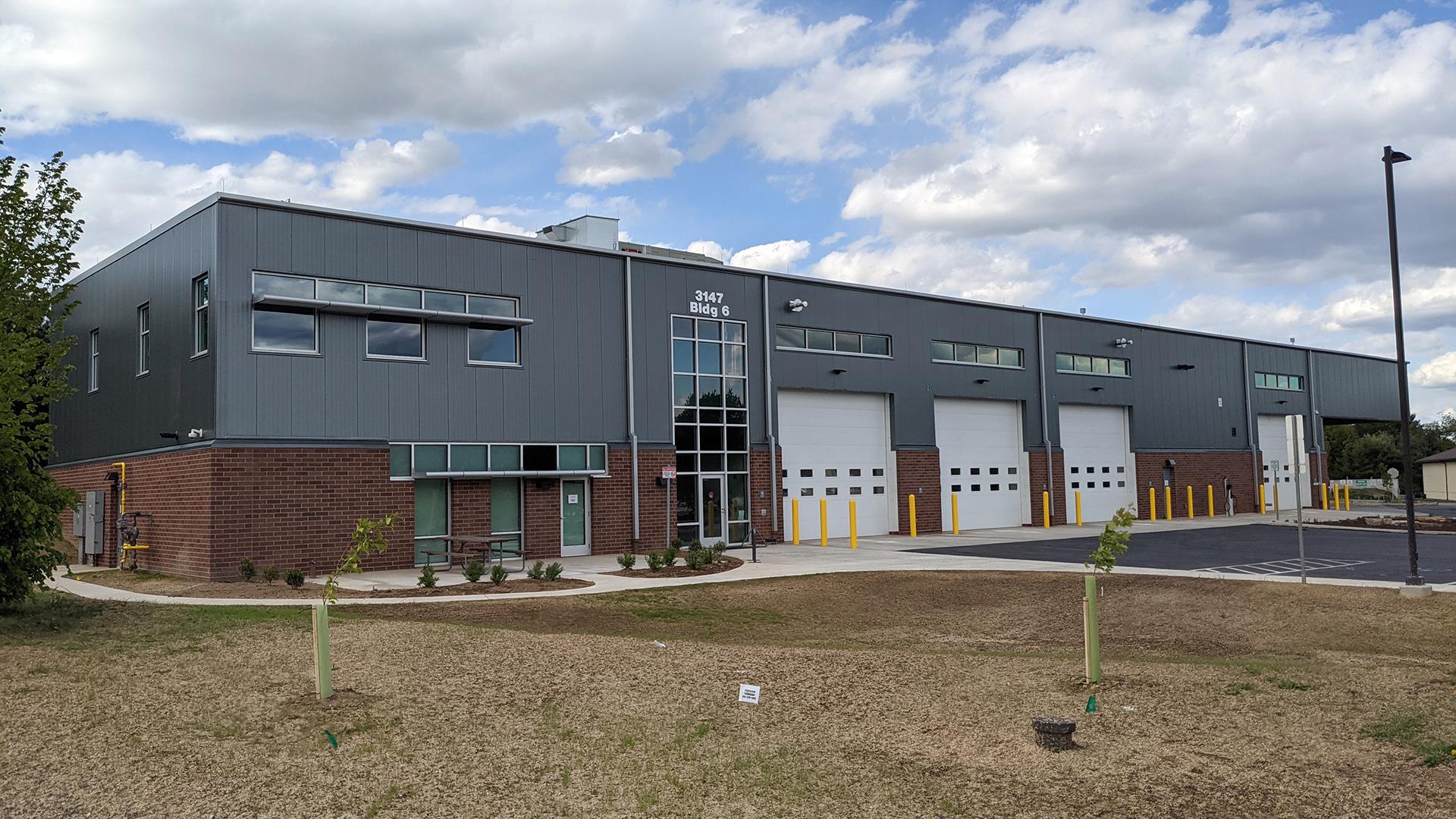 Ferguson Township Public Works Facility