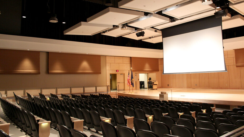 Small Concert Hall at Millersville University