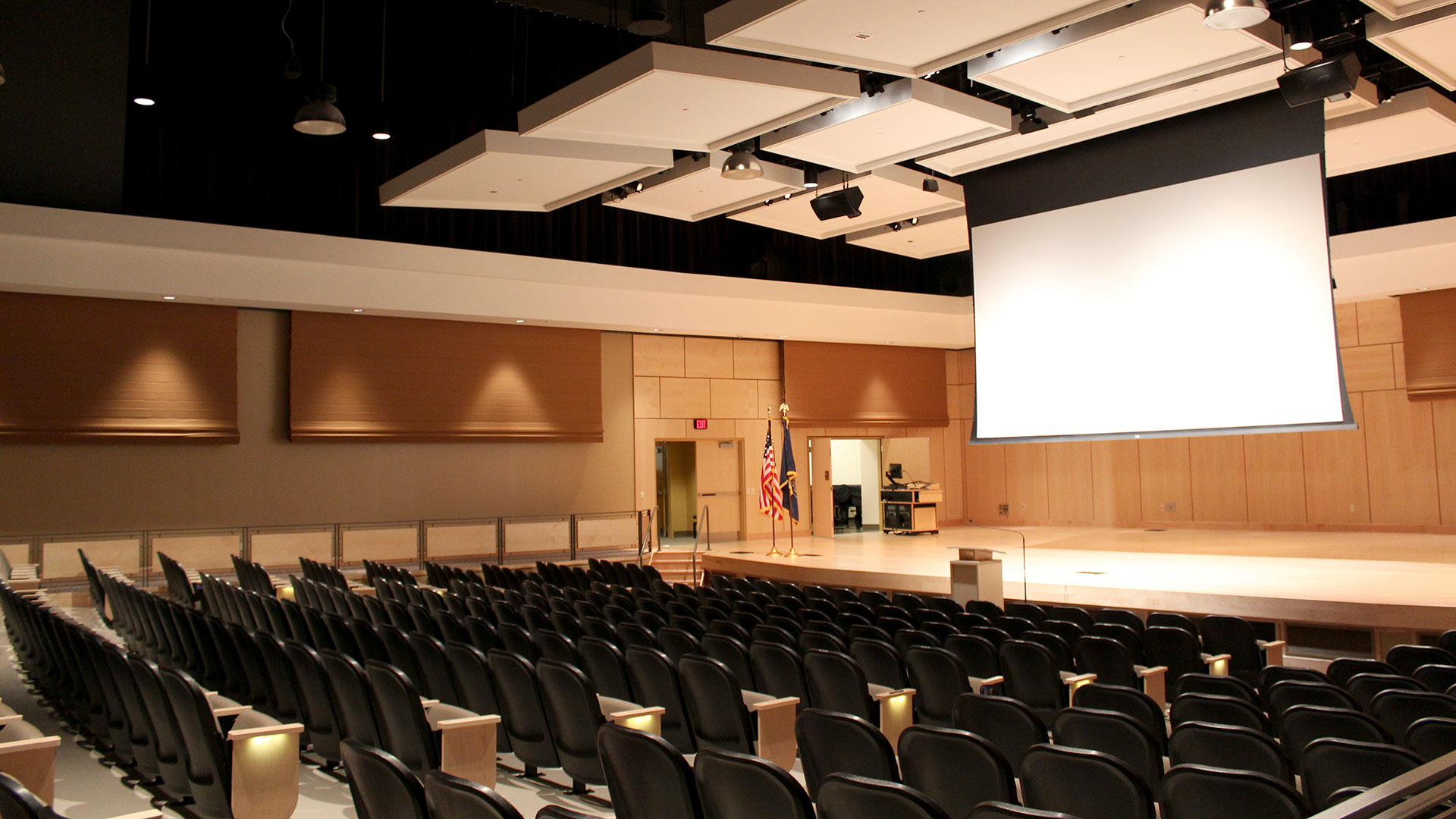 Winter Visual and Performing Arts Center at Millersville University