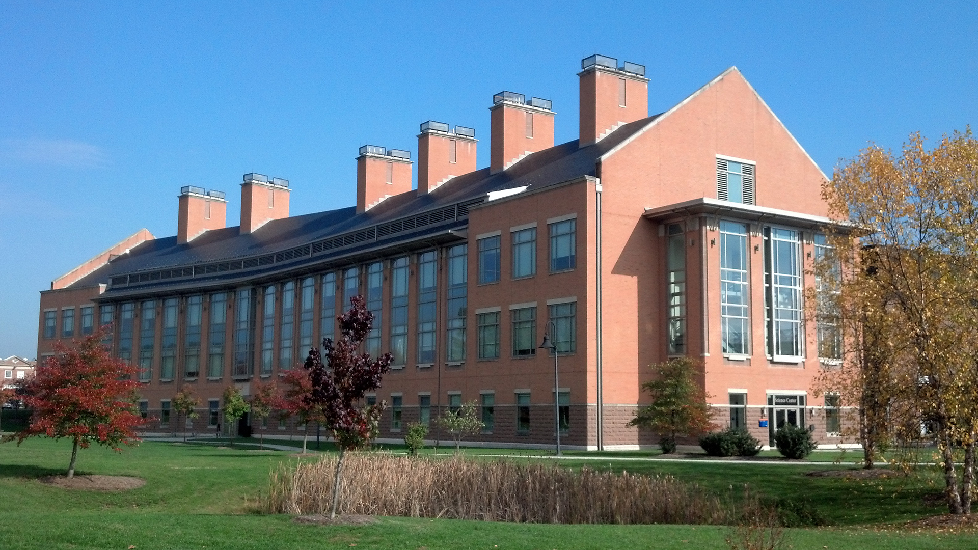 Science Center Renovations at Gettysburg College