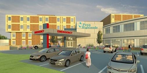 Emergency Department Expansion for Penn Highlands DuBois
