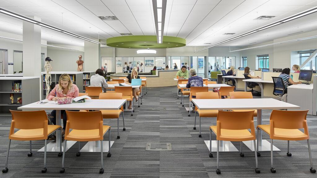 Interior at Pennsylvania College of Health Sciences