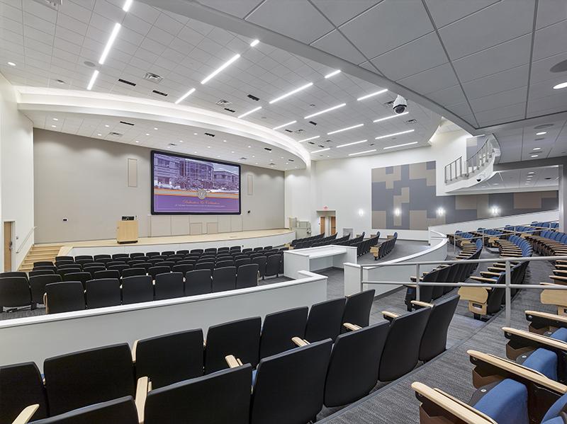 Auditorium at Pennsylvania College of Health Sciences