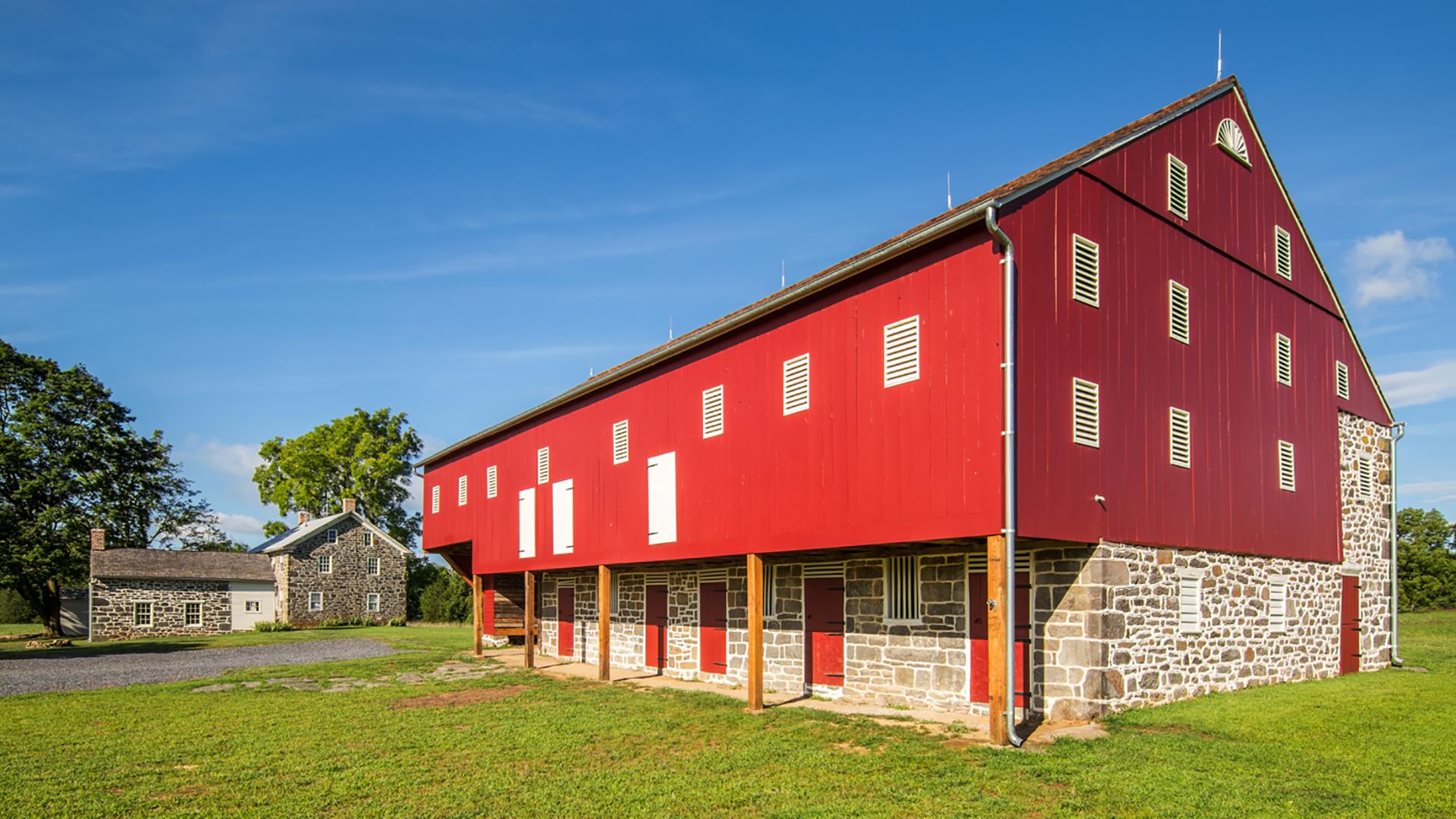 George Spangler Farmstead at Gettysburg Foundation