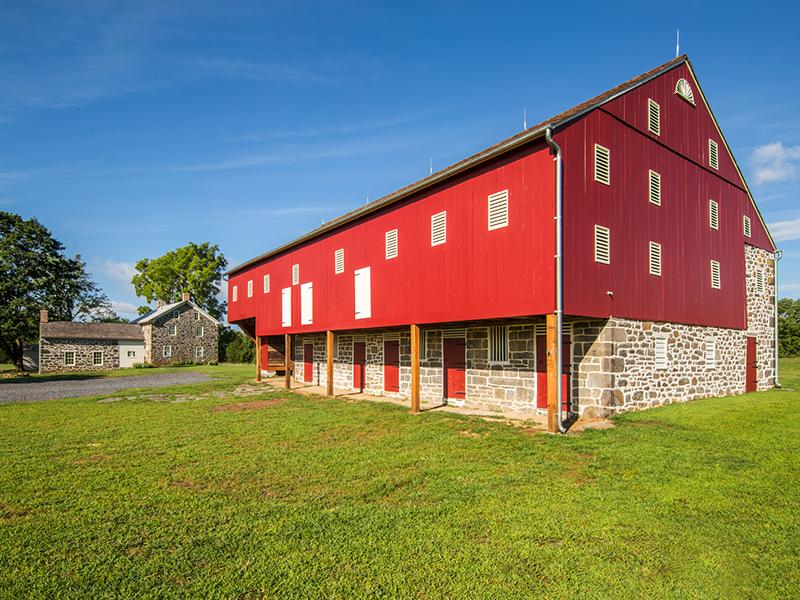 George Farmstead Farm at Gettysburg Foundation